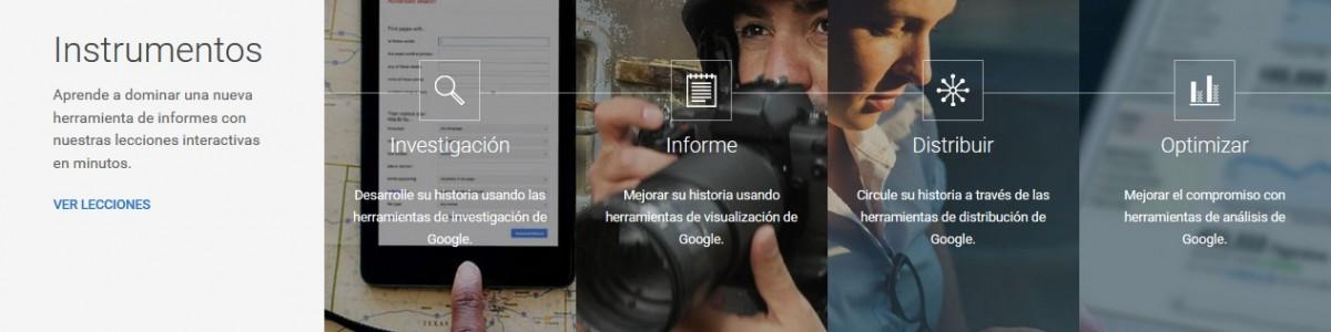 Google News Lab es el futuro de los medios
