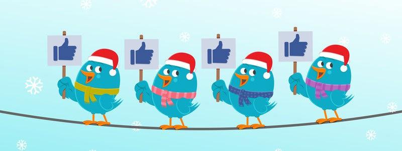 Tips para manejar tu social media en Navidad